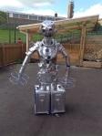 How to build a giantrobot