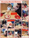 Weekly Workshop – Decorating Biscuits