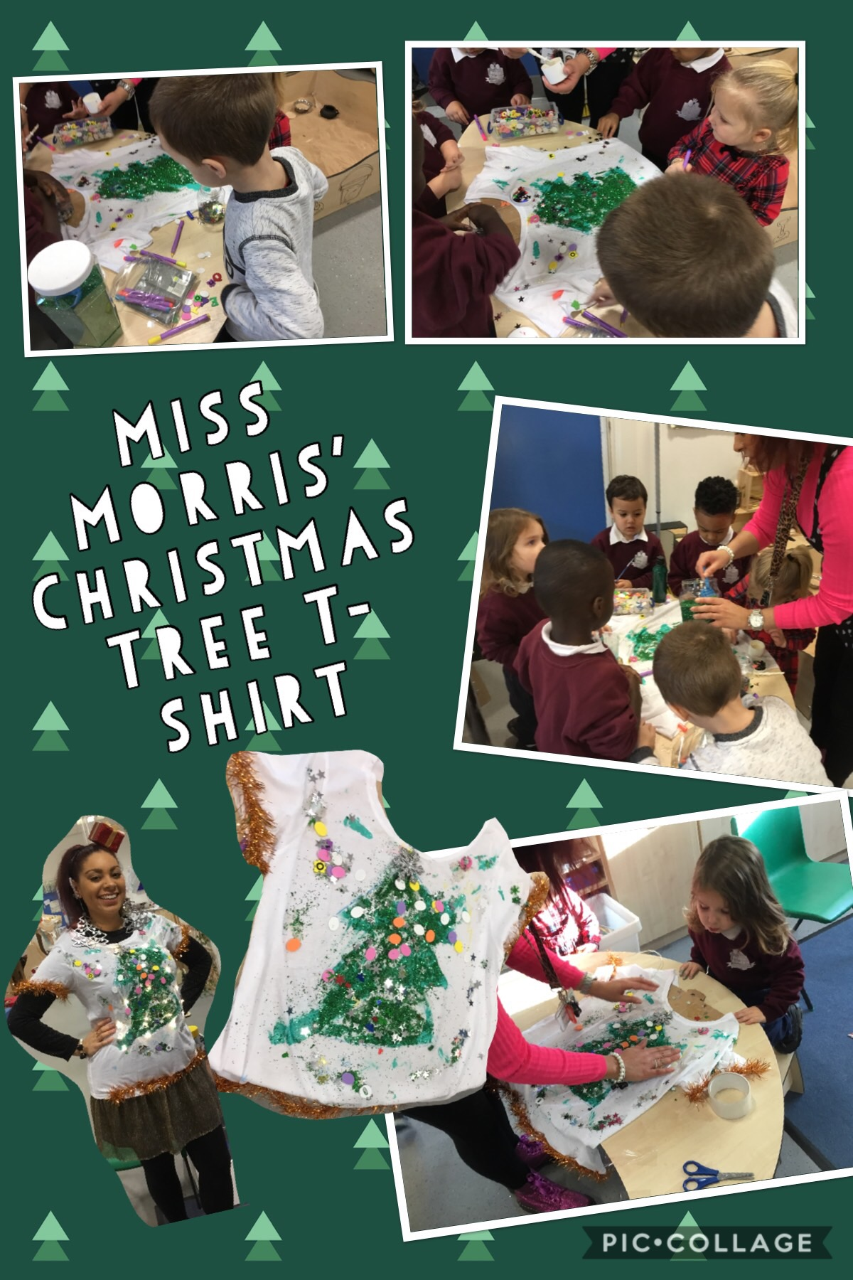 Create a Christmas T-shirt Competition