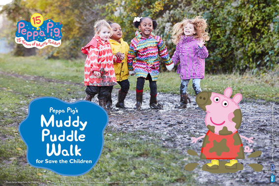 Muddy Puddle Walk Update